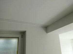 Gartenstrasse Malters, Gipserarbeiten an Decken und Wänden