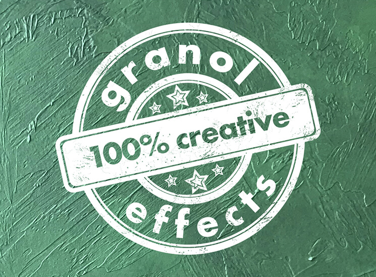 Granol Dekorspachtel Creative Effects