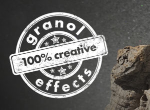 Granol Natursteinputz Creative Effects