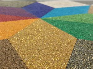 Granol Natursteinputz Farben