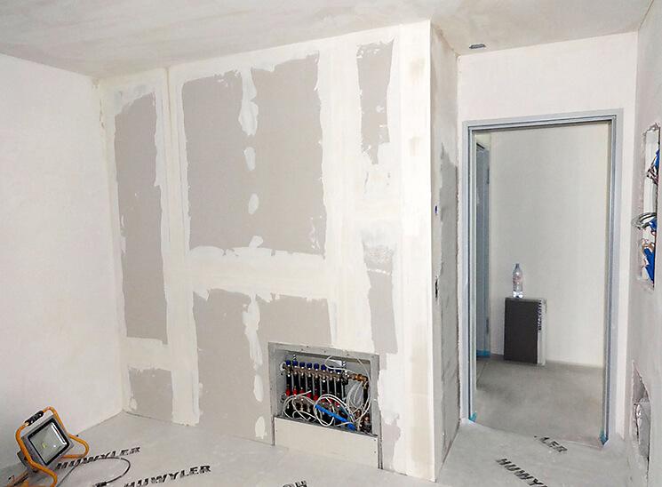 Trockenbau Wand und Decke HUWYLER STUDER AG