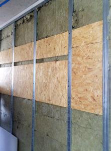 Trockenbau Wand Isolationen HUWYLER STUDER AG
