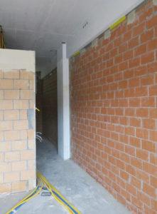 Gips Luzern Grossmatte Rohbau Wand