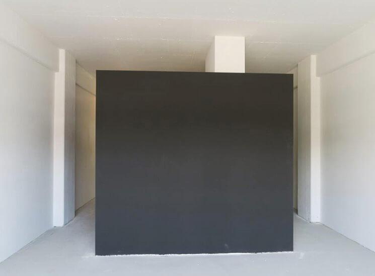 Gips Luzern Grossmatte Wand